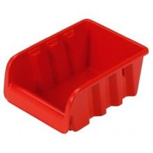 CURVER zásobník 7,5 x 16 x 11,5 cm, č. 2, červená, 04952-586