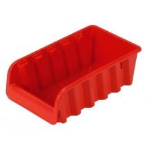 CURVER zásobník 7,5 x 20,9 x 11,5 cm cm, č. 3, červená, 04953-586