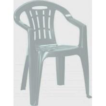 CURVER MALLORCA zahradní židle, světle šedá 17180335