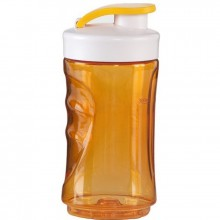 DOMO Malá láhev smoothie mixéru -oranžová DO435BL-BK