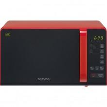 DAEWOO KQG 6S3BR mikrovlnná trouba s grilem digitální červená 40037807
