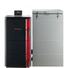 DAKON DOR N 20 Automat ocelový kotel na tuhá paliva 20 kW 7738501940