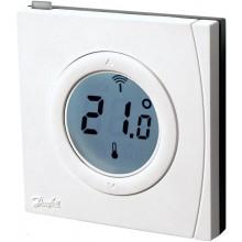 Danfoss Snímač teploty pokojový Danfoss Link s displejem RS 014G0158
