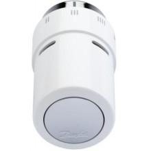 Danfoss RAX termostatická hlavice bílá/chrom 013G6176