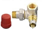 "Danfoss RA-N15 radiátorový ventil 1/2"" úhlový levý 013G0234"