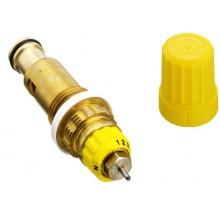 """Danfoss Integrovaný ventil RA-U pro univerzální otopná tělesa 1/2"""" AG 013G7381"""