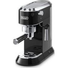 VÝPRODEJ DeLonghi Dedica EC 680.BK Pákový kávovar černý, OPRAVENO ZABLOKOVANÉ ČERPADLO, NENÍ KOMPLETNÍ VIZ. FOTO,POŠKRÁBANÉ, BEZ ORIGINÁLNÍ KRABICE