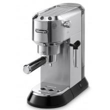 VÝPRODEJ DeLonghi EC 680 M Dedica Pákový kávovar stříbrný PO SERVISE - INFO V POPISE