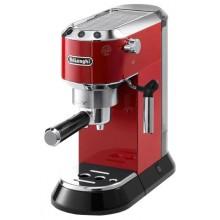 DeLonghi EC 680 R Dedica Pákový kávovar červený