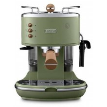DeLonghi ECOV311.GR Espresso Icona Vintage zelená