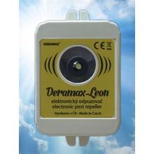 Deramax-Leon Ultrazvukový odpuzovač - plašič divoké zvěře 0230
