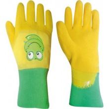 Dětské pracovní rukavice FROGGY velikost 5 - blistr 709700