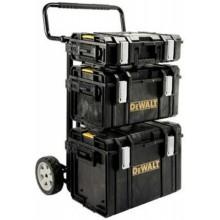 DeWALT TOUGH SYSTEM set 4V1 Pracovních kufrů 1-70-349