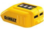 DeWALT Adaptér pro nabíjení USB zařízení DCB090
