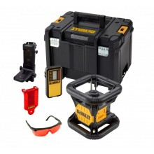 DeWALT Aku Rotační laser s olovnicí, 18.0 V, bez akumulátoru, XR Li-Ion, DCE074NR