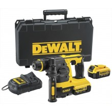DeWALT 18V AKU kombinované kladivo SDS Plus Li-Ion 4,0Ah DCH254M2