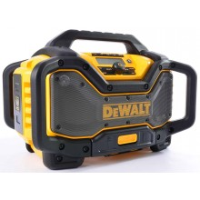 DeWALT Aku i síťové Rádio DAB / Bluetooth / nabíječka XR Li-Ion/ FLEXVOLT DCR027