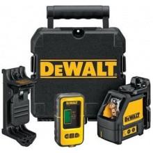 DeWALT Samonivelační Křížový laser s přijmačem DW088KD