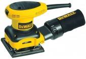 DeWALT Vibrační bruska 230W DWE6411