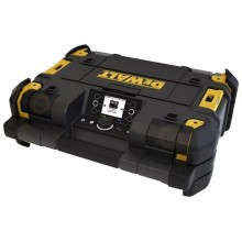 DeWALT Aku Rádio Tstak system, nabíječka DWST1-81078