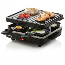 DOMO RACLETTE gril pro 4 DO9147G