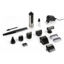 DOMO Zastřihovač vlasů, holicí strojek a depilátor v jednom DO7039BG