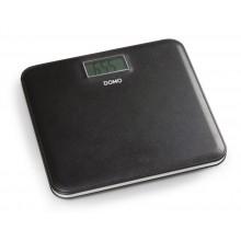 DOMO Stylová osobní váha černá DO9161W