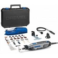 DREMEL 4300-3/45 Mikrobruska + 45 ks příslušenství F0134300JC