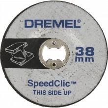 DREMEL EZ SpeedClic brusný kotouč 2 ks 2615S541JA