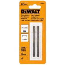 DeWALT HSS hoblovací nože 82mm pro DW680/D26500 DT3905