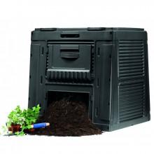 KETER E kompostér 470l, s podstavcem, černý 17186362