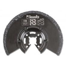 EINHELL Pilový kotouč, půlkruhový, wolframo-karbidová čepel KWB 709542
