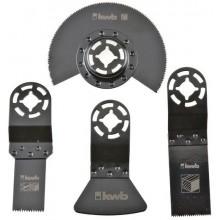 EINHELL Set pro multi brusky 4 ks kwb 708800