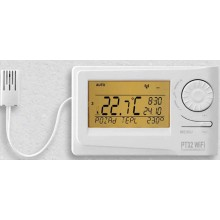 ELEKTROBOCK Termostat s WiFi modulem (verze 12.01+) PT32 WiFi