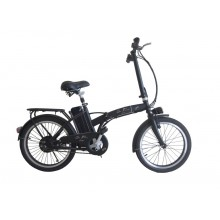 Elektrokolo G21 Lexi, Graphite Black 635030