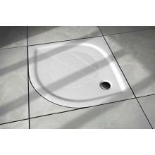 RAVAK Elipso Pro 100 čtvrtkruhová sprchová vanička XA23AA01010