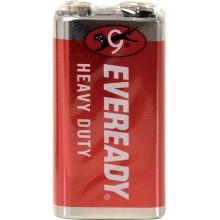 ENERGIZER ZINKOUHLÍKOVÉ tužkové baterie Eveready 6F22 Shrink 1x9V 35035770