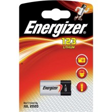 ENERGIZER Lithiová baterie EL123AP / CR123 35035772