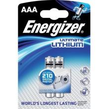 ENERGIZER Alkalické tužkové baterie Ultimate Lithium FR03/2 2xAAA 35032912