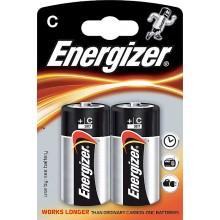 ENERGIZER Alkalické tužkové baterie Base LR14/2 2xC 35032917