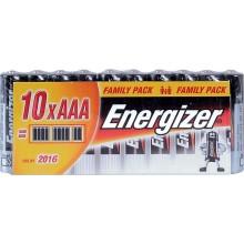 ENERGIZER Alkalické tužkové baterie FP LR03/10 10xAAA 35032934