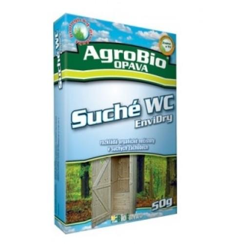 AgroBio EnviDry - suché záchody - 50 g 009023