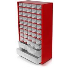 ERBASkříňka na součástky 38 zásobníkůER-14005