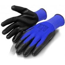 ERBAPracovní rukavice M polyesterové potažené nitrilemER-55067