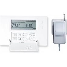 EUROTEMP 2016TX+ Bezdrátový týdenní progr. termostat s intuitivním ovládáním