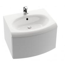RAVAK Evolution SDS skříňka pod umyvadlo se zásuvkou, bílá/bílá X000000365