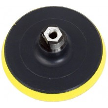 EXTOL CRAFT nosič brusných výseků - M14, suchý zip, 115mm 108526