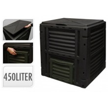 EXCELLENT Kompostér 450 l, černá KO-Y54400850