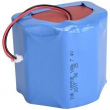 EXTOL LIGHT baterie náhradní 7,4V, Li-ion, 9600mAh 43128B