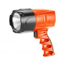 EXTOL LIGHT CREE LED svítilna 3W nabíjecí150lm 43123